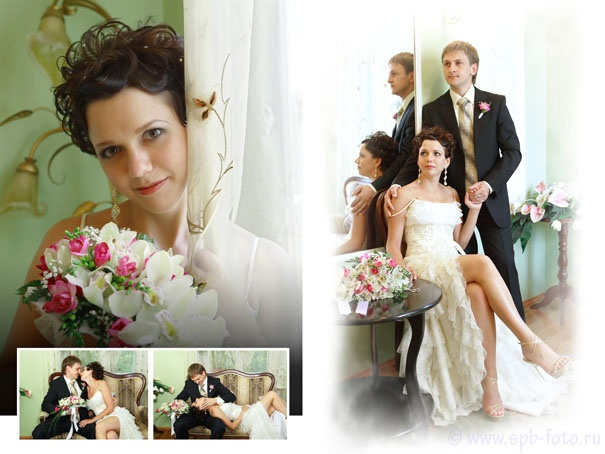 Отдел ЗАГС Петродворец, свадебная фотосессия