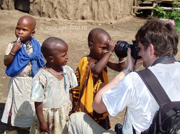 Фотограф Владимир Григорьев, Восточная Африка 2008 год
