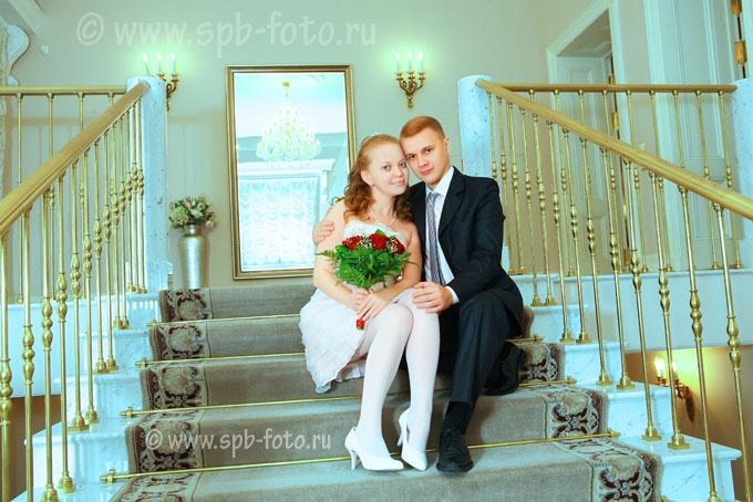 Фотосъемка во Дворце Бракосочетаний 3