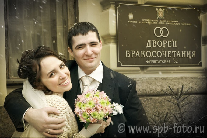 Дворец Бракосочетания, Фурштатская, 52, Санкт-Петербург