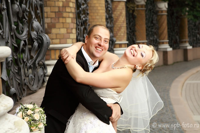 Свадебная фотосъемка за 1000 рублей в час