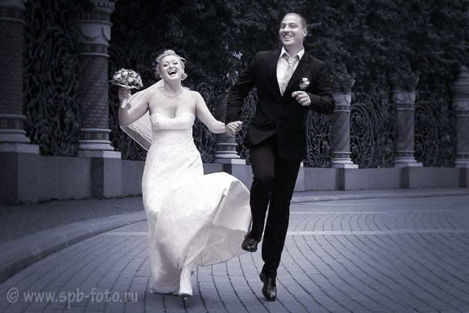 Доступная свадебная фотосъемка