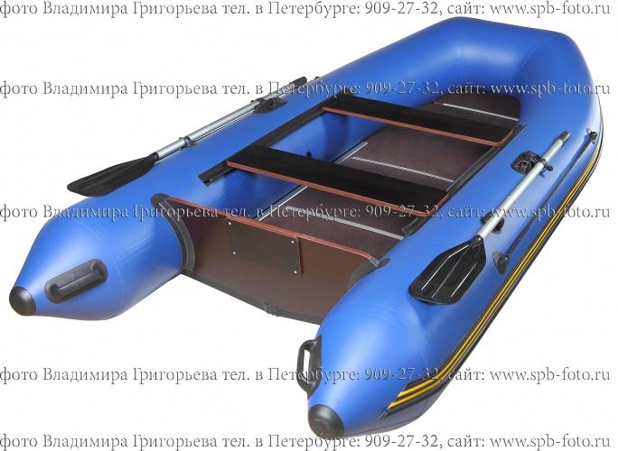 Фотосъемка  продукции завода надувных лодок