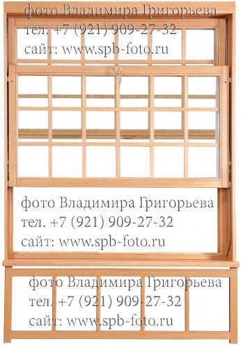 Фотосъемка стеклопакетов на белом фоне