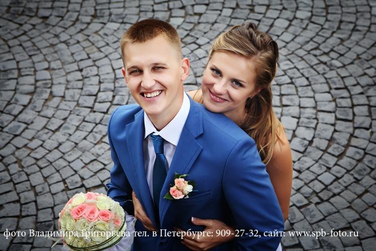Свадебные фотосессии в Санкт-Петербурге