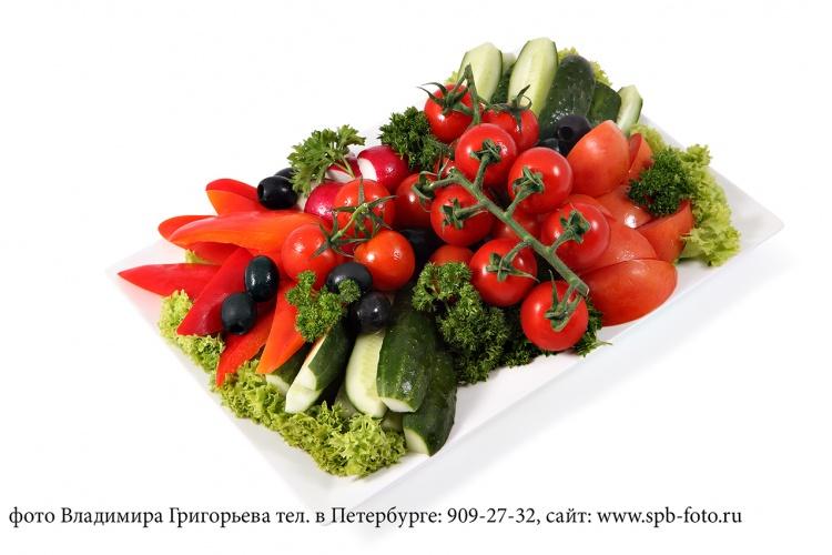 Профессиональная фотосъемка еды в Санкт-Петербурге