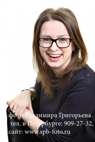 Фотосъемка сотрудников организаций в Санкт-Петербурге