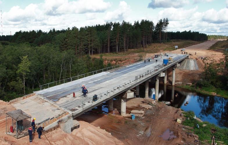 Строительство обходной автомобильной дороги вокруг Луги