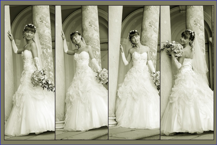 Свадебные фотографии, Санкт-Петербург