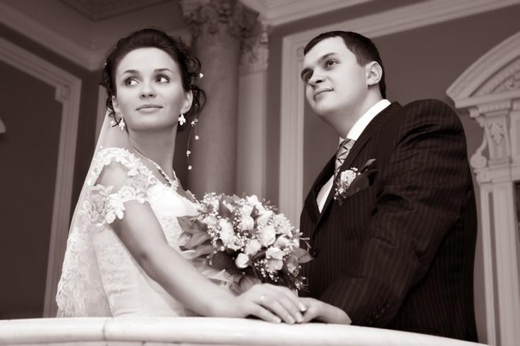 Фотограф во Дворец бракосочетания