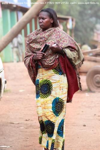 Танзанийка, фото