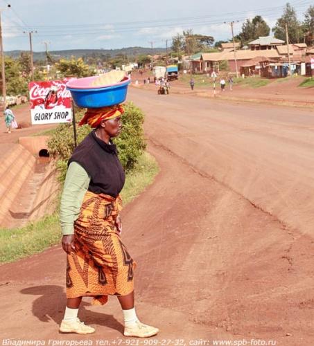Что в Танзании носят на голове