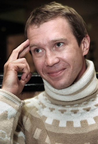 Миронов дает интервью