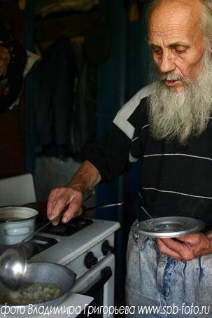 Баланда для пенсионера