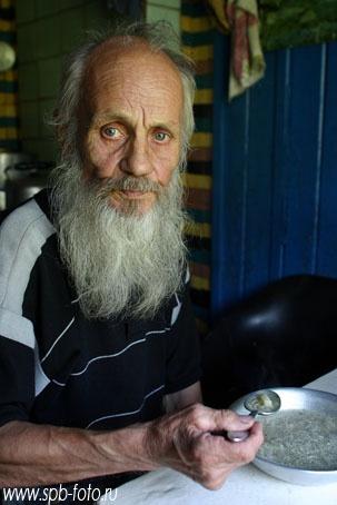 Сытая жизнь российского пенсионера