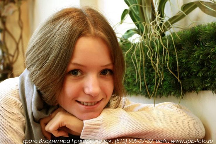 Актриса Полина Филоненко, фото