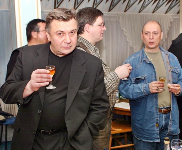Актер Сергей Кошонин